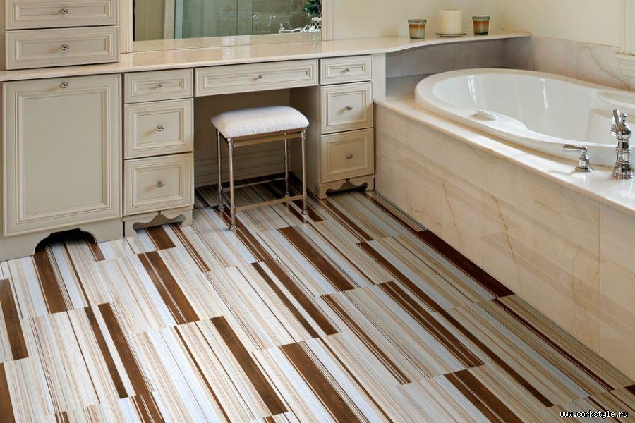 Пробковое Покрытие Corkstyle Print Cork Time Parquet Direct